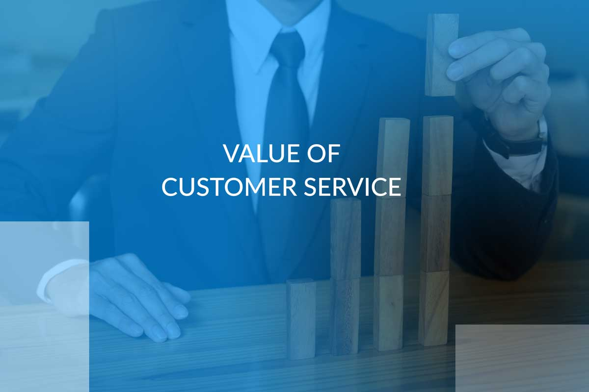 Value Your Customer Service